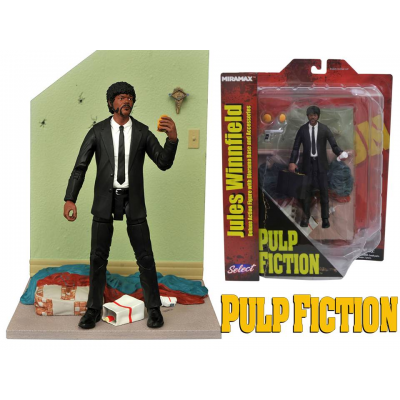 Action figure Pulp Fiction Jules Winnfield