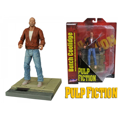 Action figure Pulp Fiction Butch Coolidge