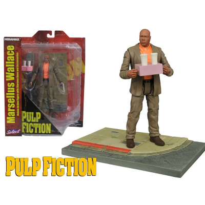 Action figure Pulp Fiction Marsellus Wallace