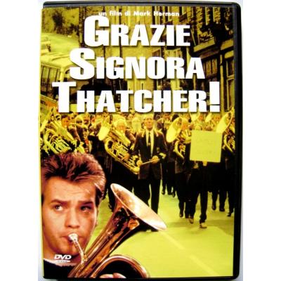 Dvd Grazie Signora Thatcher