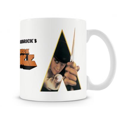Tazza in ceramica Clockwork Orange Poster Mug