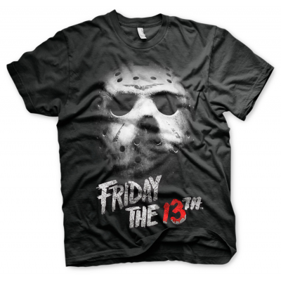 T-shirt Friday The 13th Jason mask Hybris
