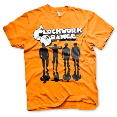T-shirt Clockwork Orange Shadows Arancia Meccanica