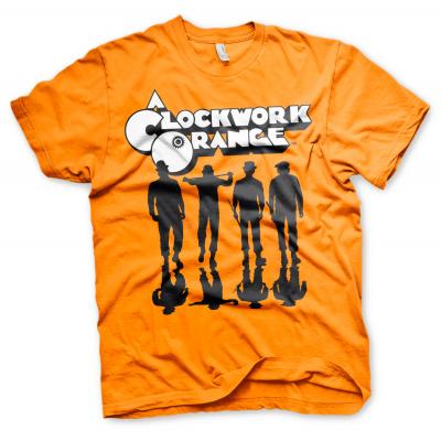 T-shirt Clockwork Orange Shadows Arancia Meccanica