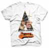 T-shirt Clockwork Orange Poster Arancia Meccanica