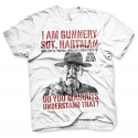 T-shirt Full Metal Jacket - Sgt. Hartman maglia Uomo by Hybris