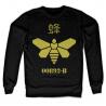 Felpa Breaking Bad - Methylamine Barrel Bee Sweatshirt