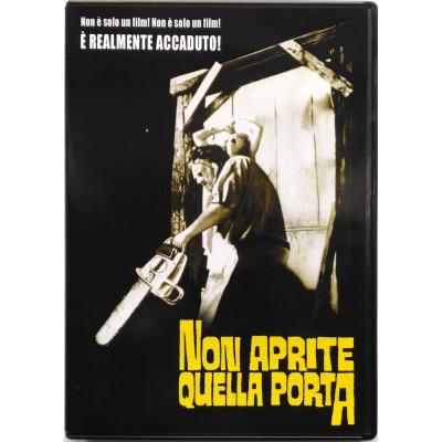 Dvd Non aprite quella porta di Tobe Hooper 1974