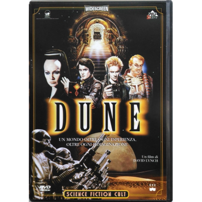 Dvd Dune di David Lynch