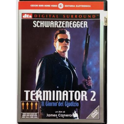 Dvd Terminator 2 - Il giorno del giudizio