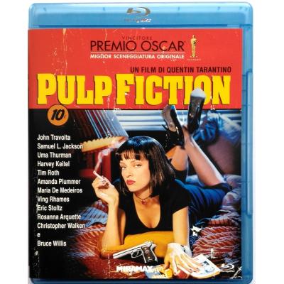 Blu-ray Pulp Fiction