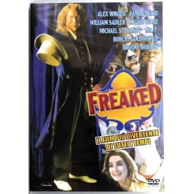 Dvd Freaked con Brooke Shields 1993