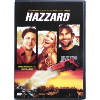 Dvd Hazzard con Jessica Simpson 2005