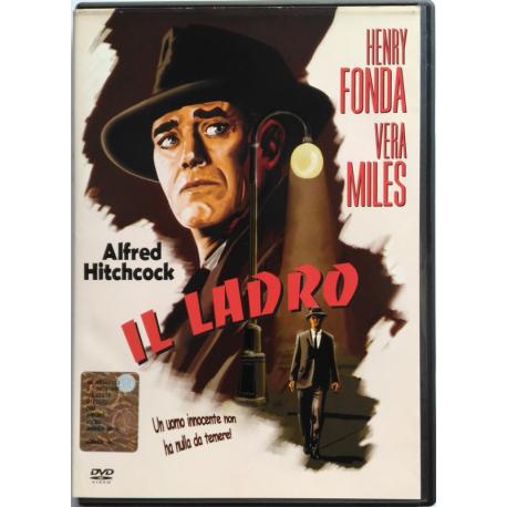 Dvd Il Ladro di Alfred Hitchcock 1956
