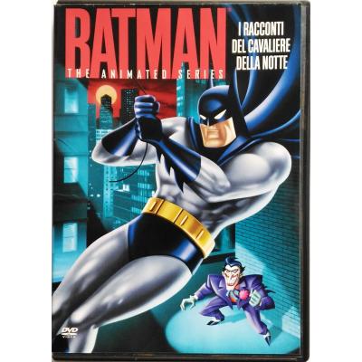 Dvd Batman - I Racconti del Cavaliere della notte