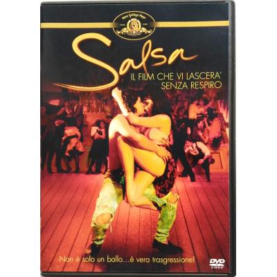 Dvd Salsa di Joyce Buñuel 2000