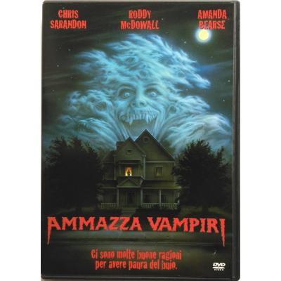 Dvd Ammazza vampiri di Tom Holland 1985