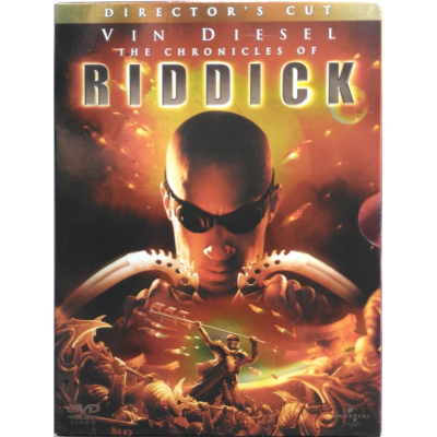 Dvd The Chronicles of Riddick - Director's Cut