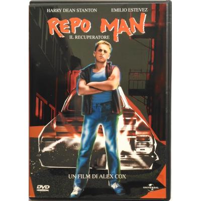 Dvd Repo Man - Il Recuperatore
