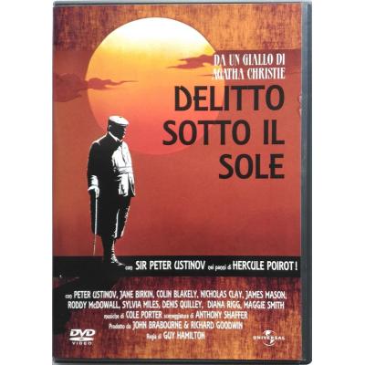 Dvd Delitto sotto il Sole