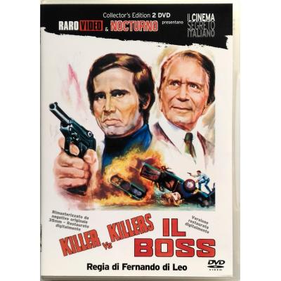 Dvd Killer Vs. Killers - Il Boss - Collector's Edition 2 dischi