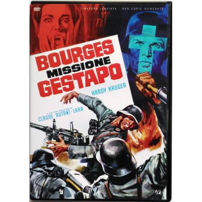 Dvd Bourges operazione Gestapo