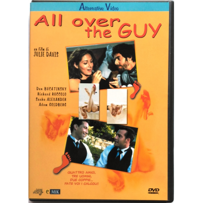 Dvd All over the guy