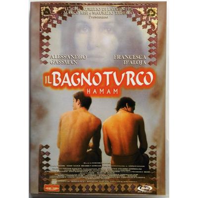 Dvd Il Bagno Turco - Hamam