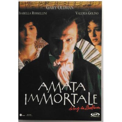 Dvd Amata Immortale