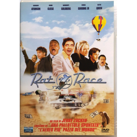 Dvd Rat Race di Jerry Zucker