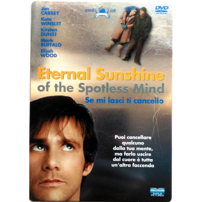 Dvd Eternal Sunshine ... Se mi lasci ti cancello - Steelbook 2 dischi