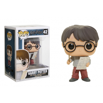Harry Potter with Marauders Map Pop! Funko