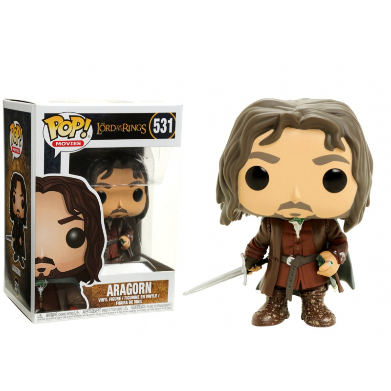 Lord Of The Rings Aragorn Pop Funko