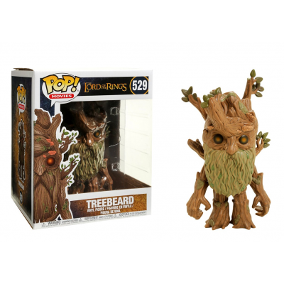 Lord Of The Rings Treebeard Barbalbero 6-inch oversized Pop! Funko