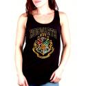 Harry Potter - Hogwarts Old School Ladies Tank Top