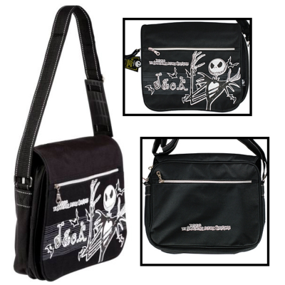 Borsa Nightmare Before Christmas Jack Skellington laptop Bag