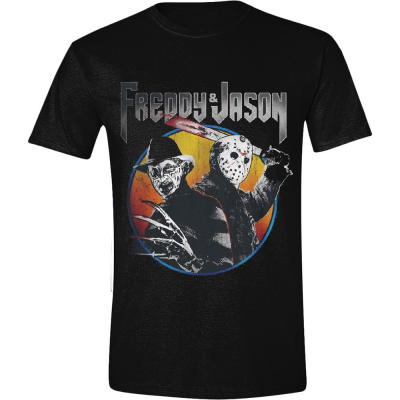 T-shirt Freddy vs. Jason - Concert Print