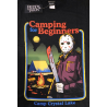 T-shirt Freddy vs. Jason Friday the 13th Camping for Beginners