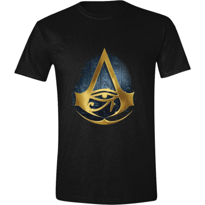 T-shirt Assassin's Creed Origins - Hyroglyphics Logo