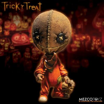 Trick 'r Treat Sam Stylized roto figure Mezco