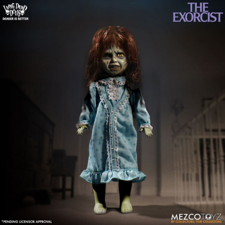 Living Dead Dolls The Exorcist Regan Mezco