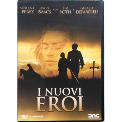 Dvd I Nuovi eroi - Nouvelle france