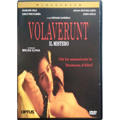 Dvd Volaverunt - Il Mistero