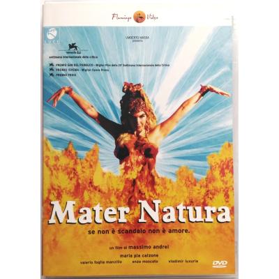 Dvd Mater Natura