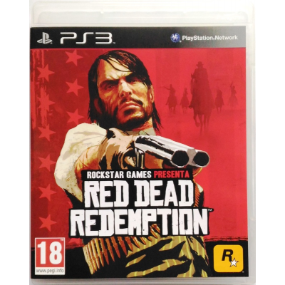 Gioco PS3 Red Dead Redemption
