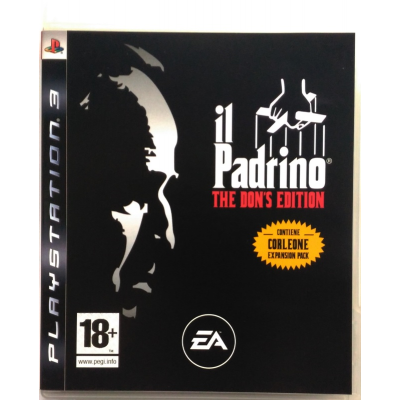 Gioco PS3 Il Padrino - The Don's edition