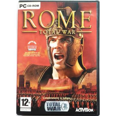 Gioco Pc Rome - Total War