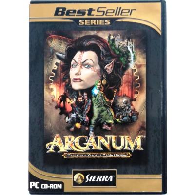 Gioco Pc Arcanum - macchine a vapore e magia oscura