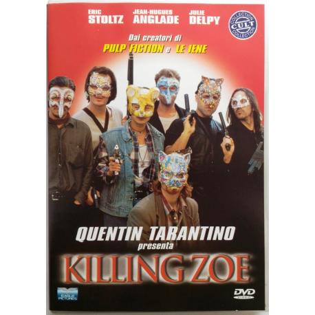 Dvd Killing Zoe