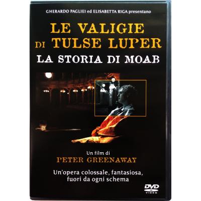 Dvd Le valigie di Tulse Luper - La storia di Moab